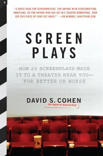 Screen Plays By: David S. Cohen