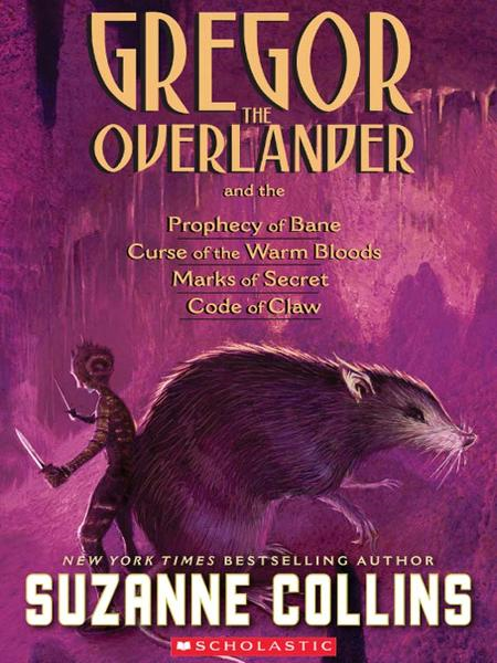 Gregor the Overlander Collection (Books 1-5) By: Suzanne Collins