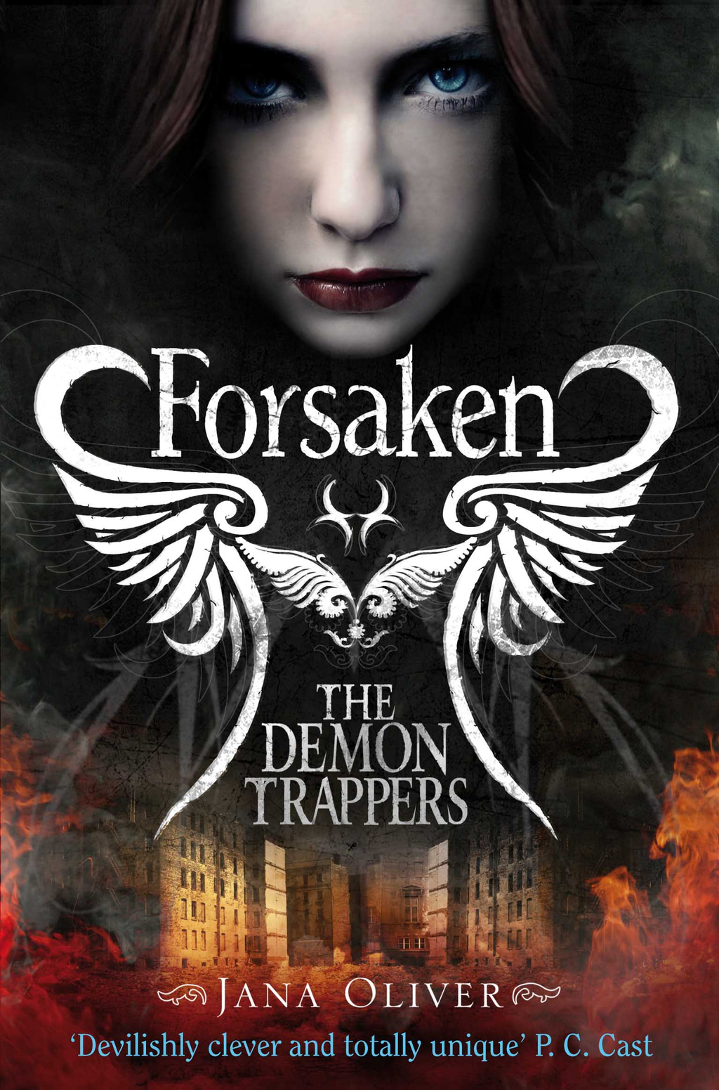 The Demon Trappers: Forsaken