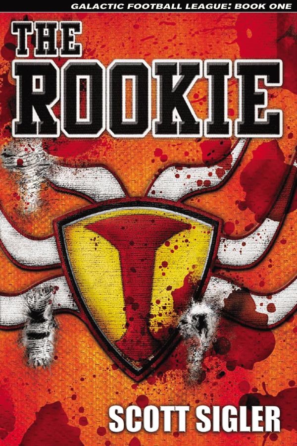 The Rookie: Galactic Football League, Volume 1