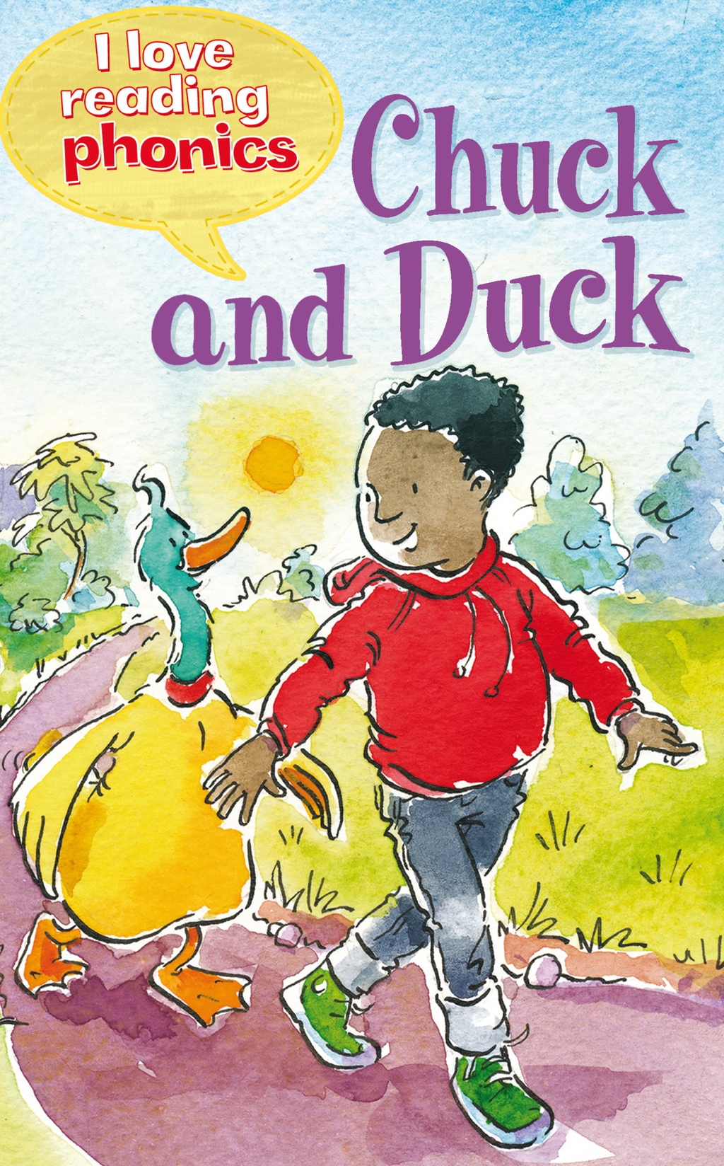 Chuck & Duck (I Love Reading Phonics Level 2)