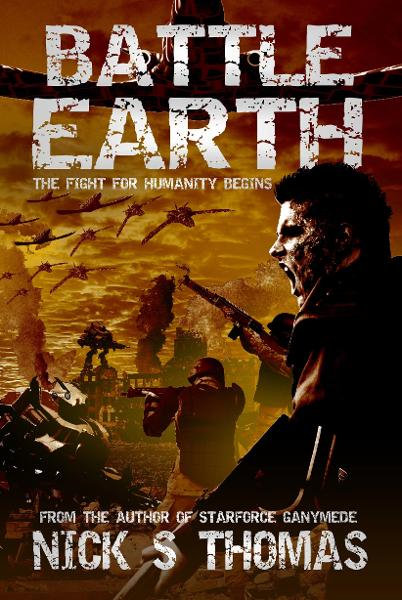 Battle Earth By: Nick S. Thomas