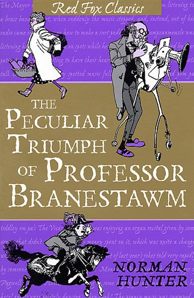 The Peculiar Triumph Of Professor Branestawm