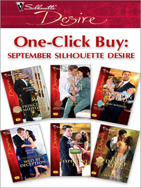 One-Click Buy: September Silhouette Desire