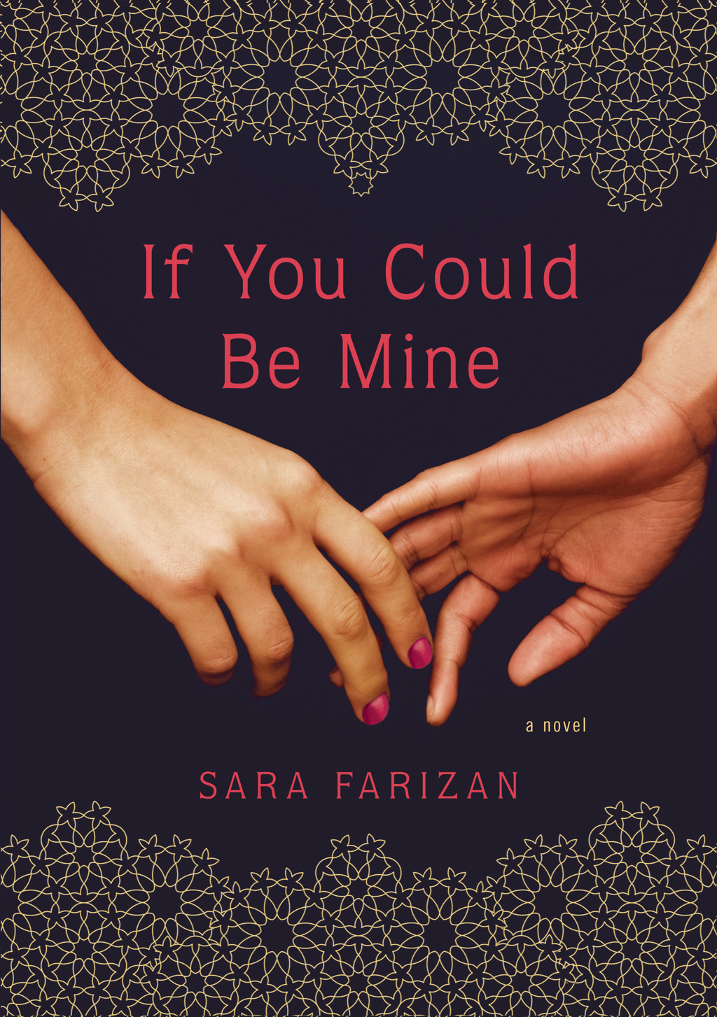 Book Cover: If You Could Be Mine