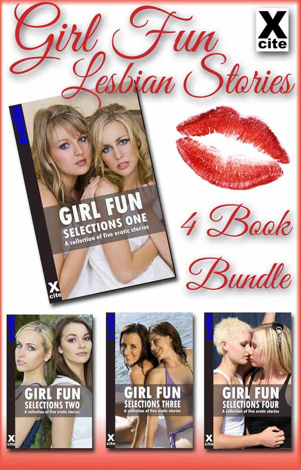 Girl Fun - Four Book Bundle