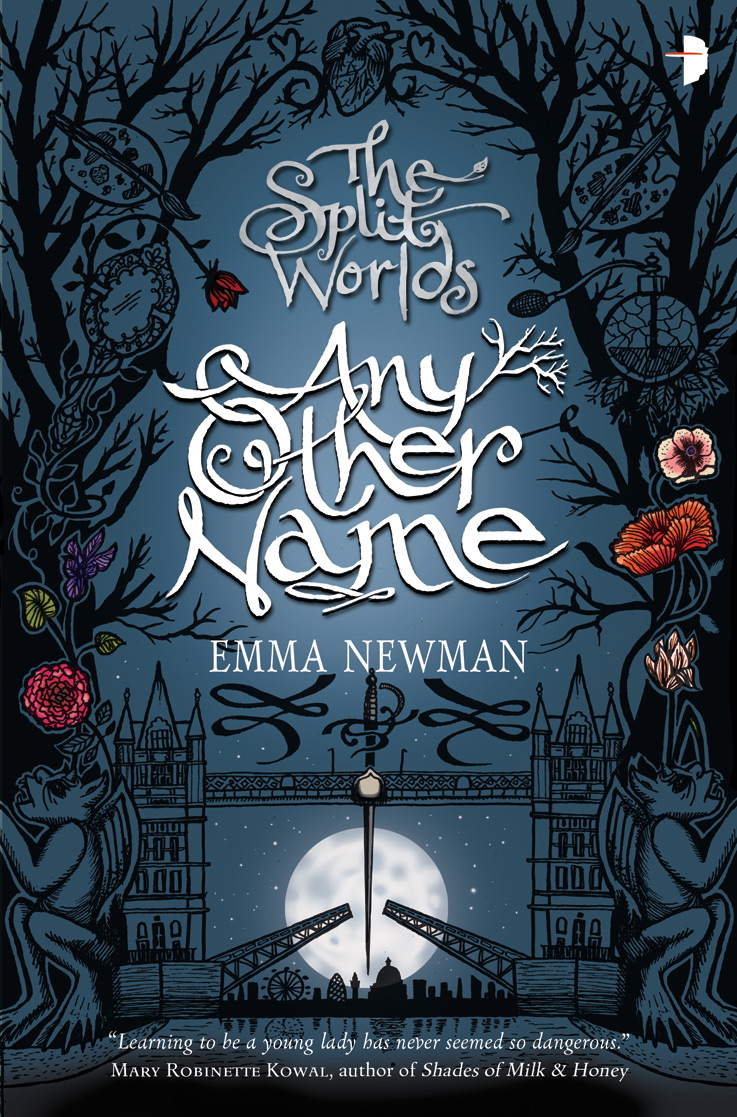 Any Other Name: The Split Worlds - Book 2