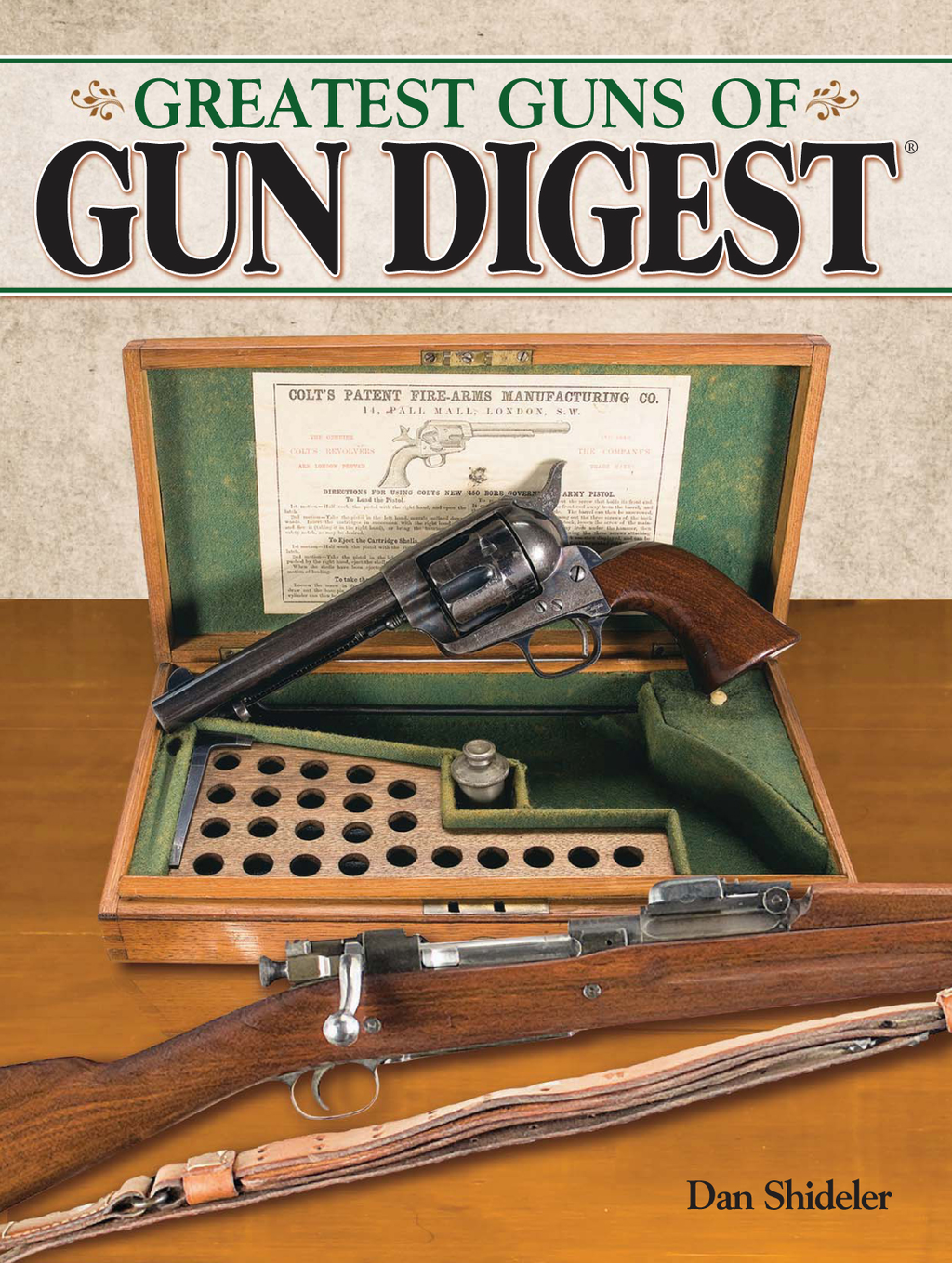 The Greatest Guns of Gun Digest