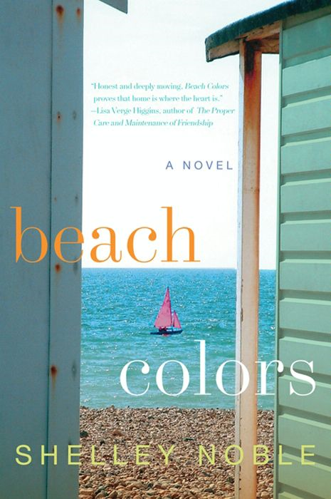 Beach Colors By: Shelley Noble