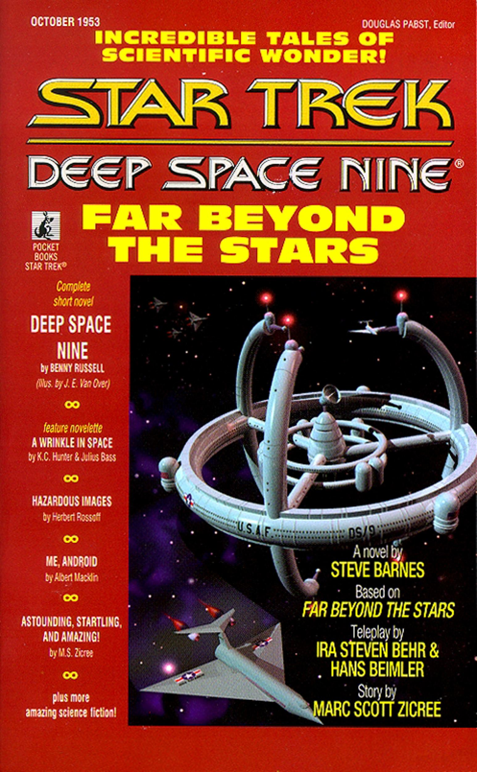 St Ds9 Far Beyond The Stars
