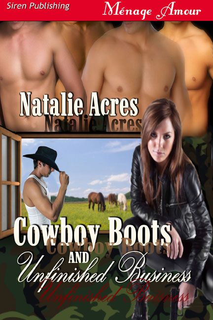 Cowboy Boots And Unfinished Business