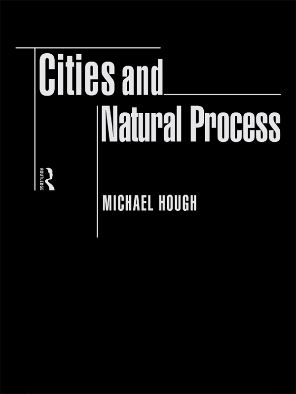 Cities and Natural Process