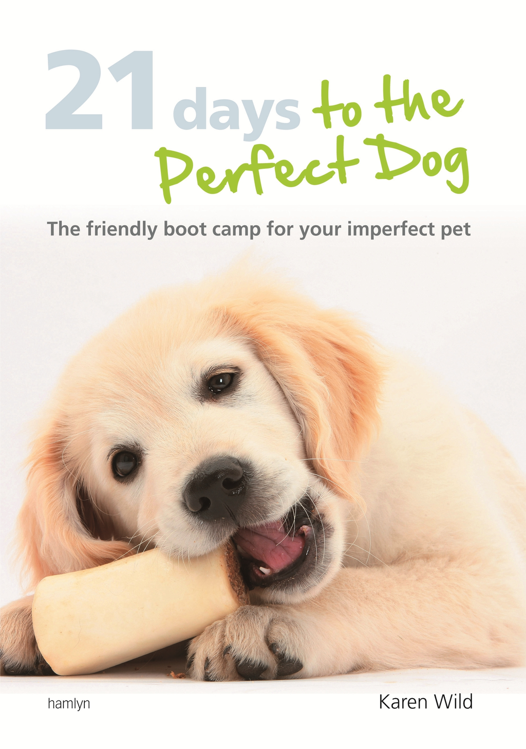21 Days To The Perfect Dog The friendly boot camp for your imperfect pet