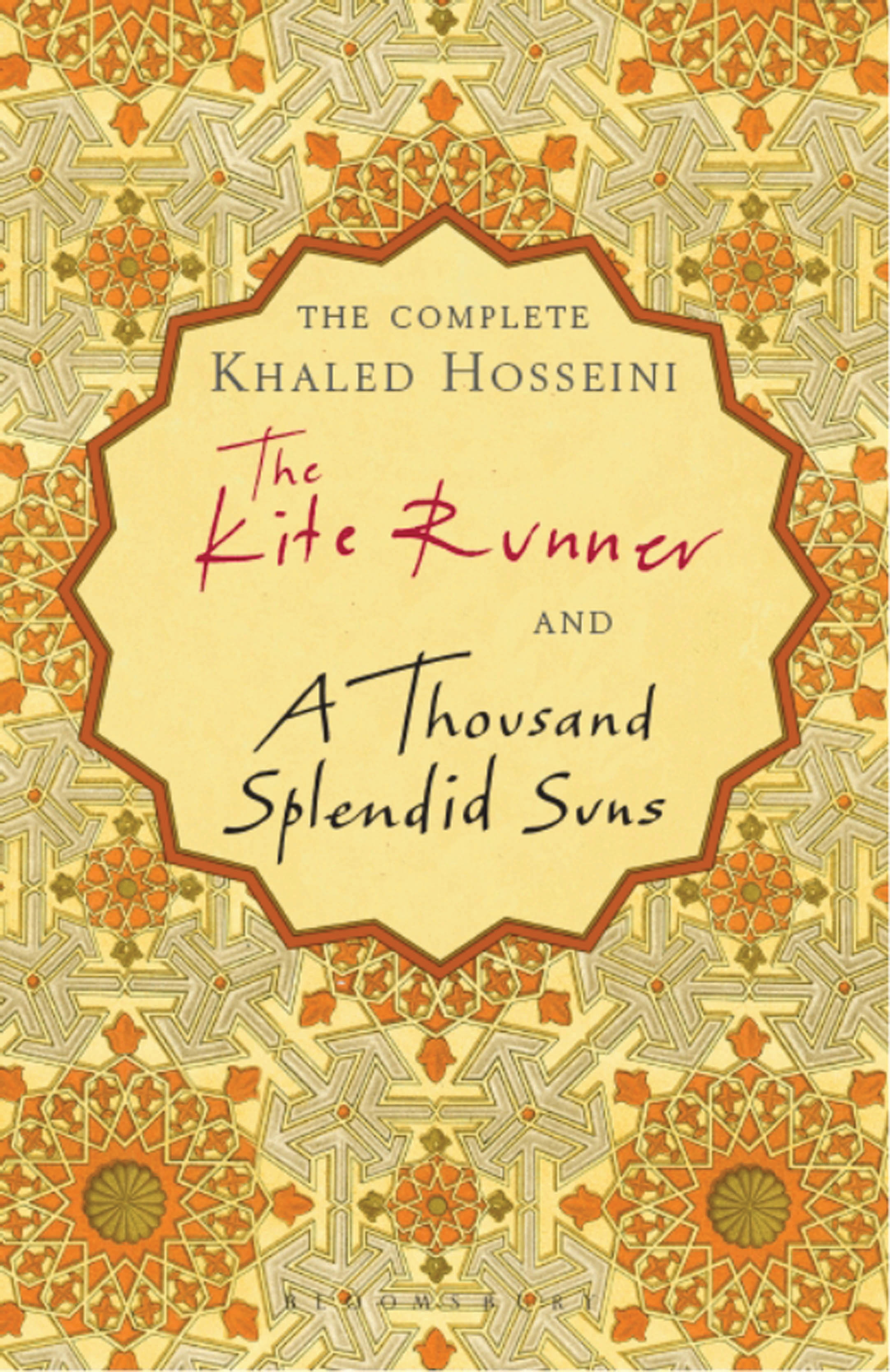 The Complete Khaled Hosseini Digital box set