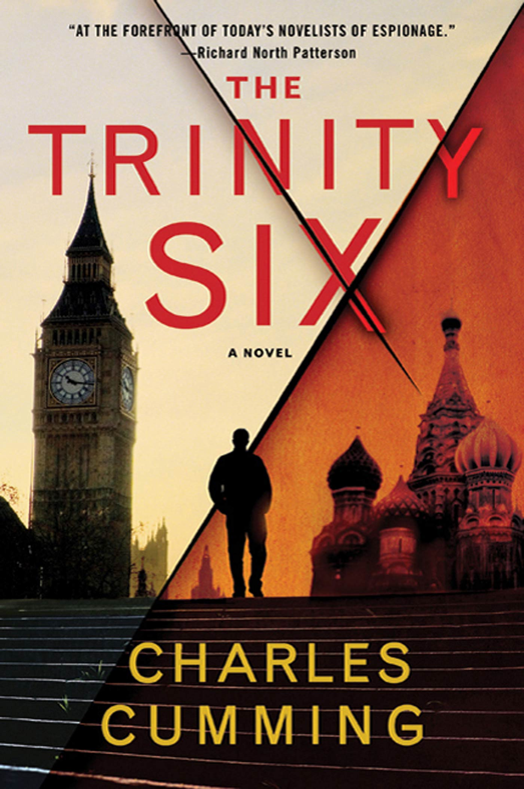 The Trinity Six By: Charles Cumming