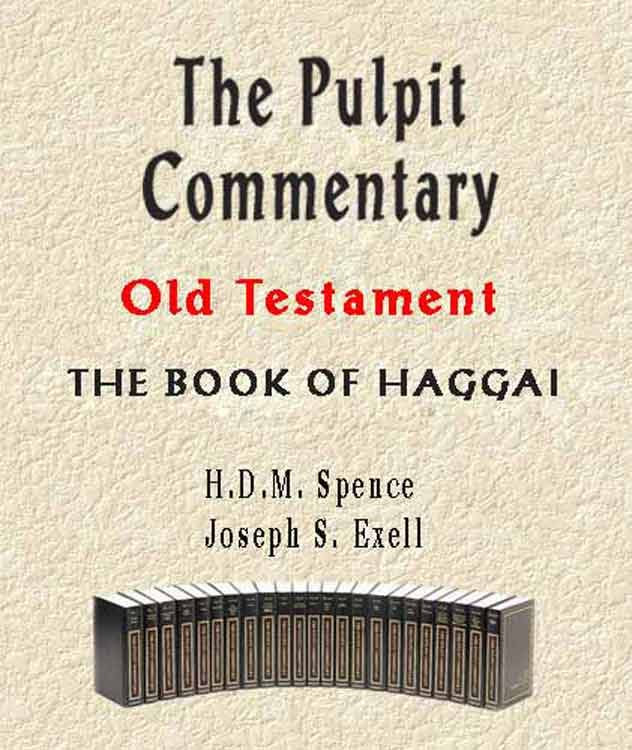 The Pulpit Commentary-Book of Haggai