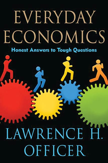 Everyday Economics By: Lawrence H. Officer