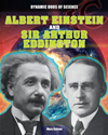 Albert Einstein And Sir Arthur Eddington