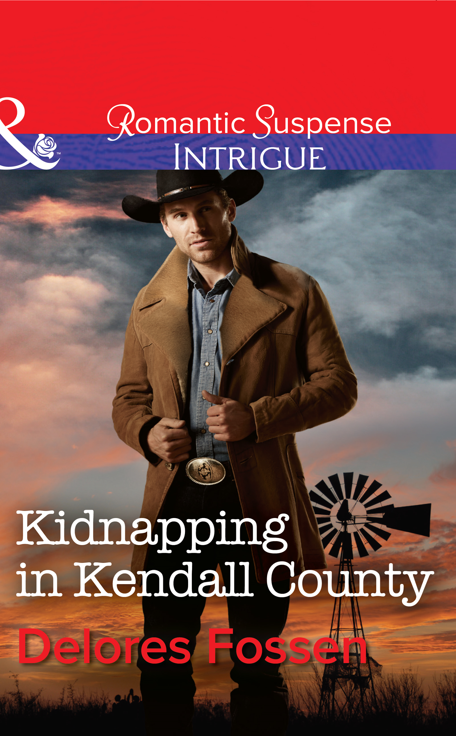 Kidnapping in Kendall County (Mills & Boon Intrigue) (Sweetwater Ranch - Book 4)