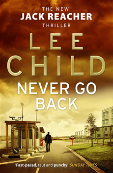 Never Go Back (Jack Reacher 18)