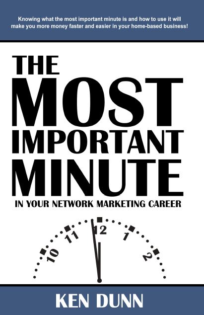 The Most Important Minute