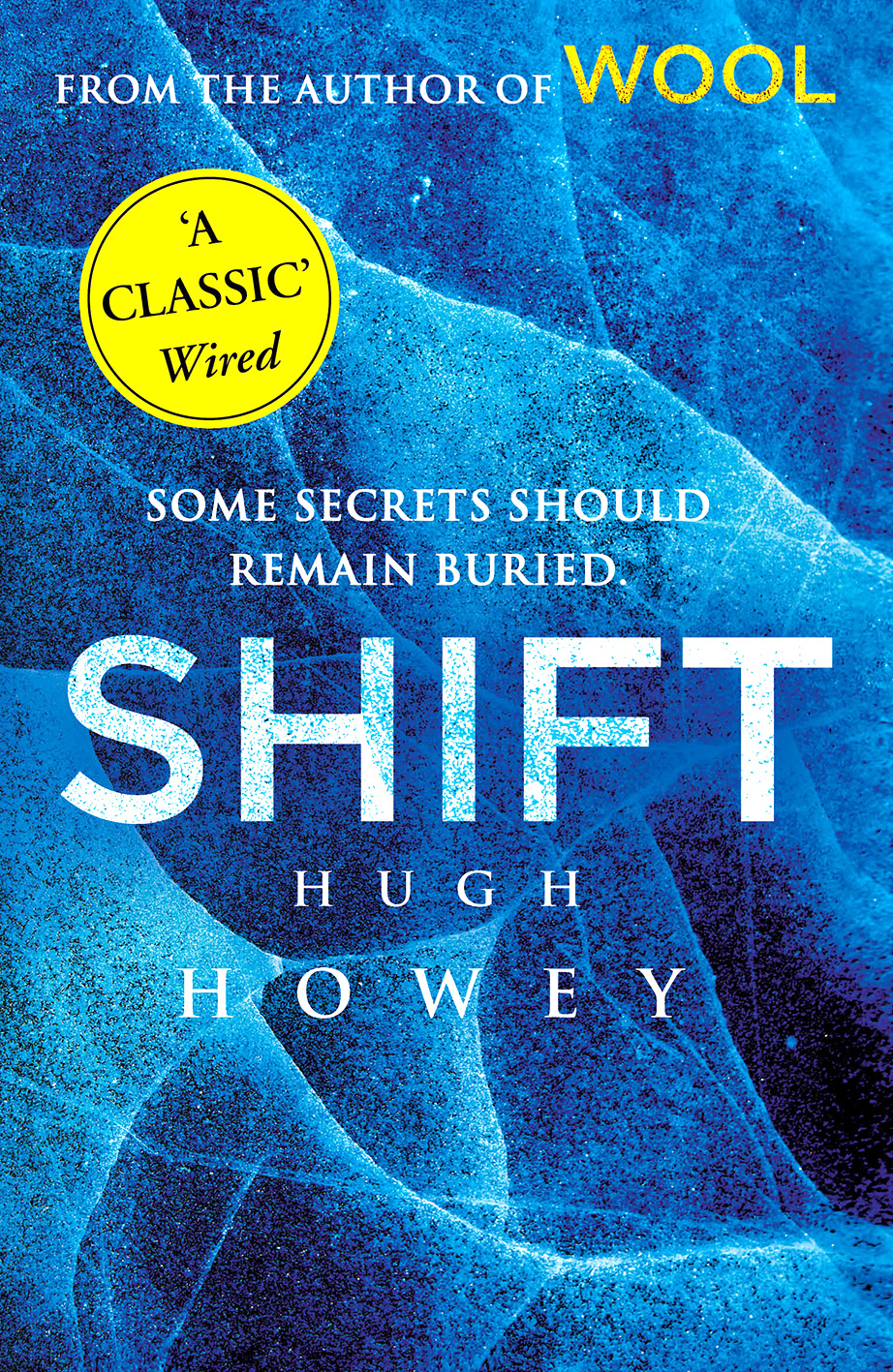 Shift (Wool Trilogy 2)