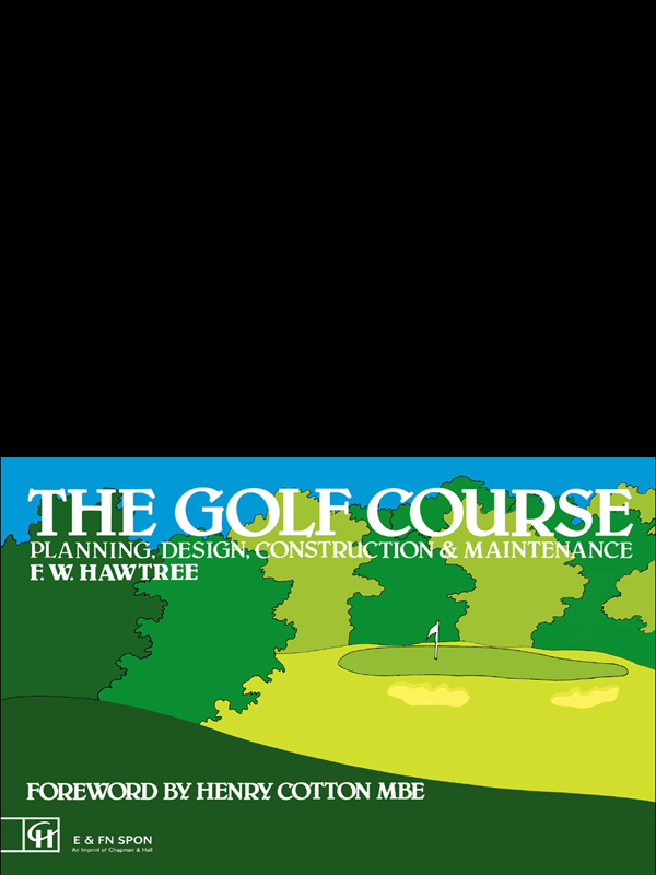 Golf Course Planning,  design,  construction and management