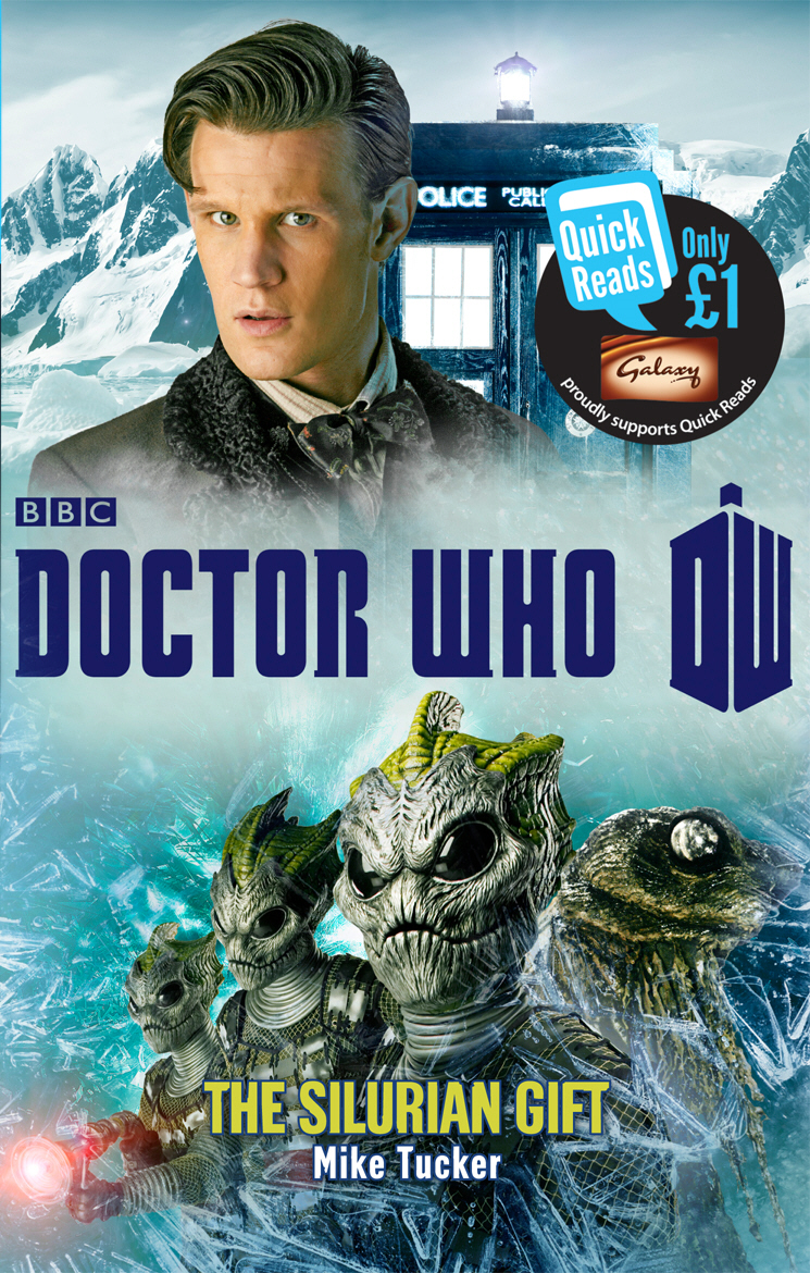 Doctor Who: The Silurian Gift By: Mike Tucker