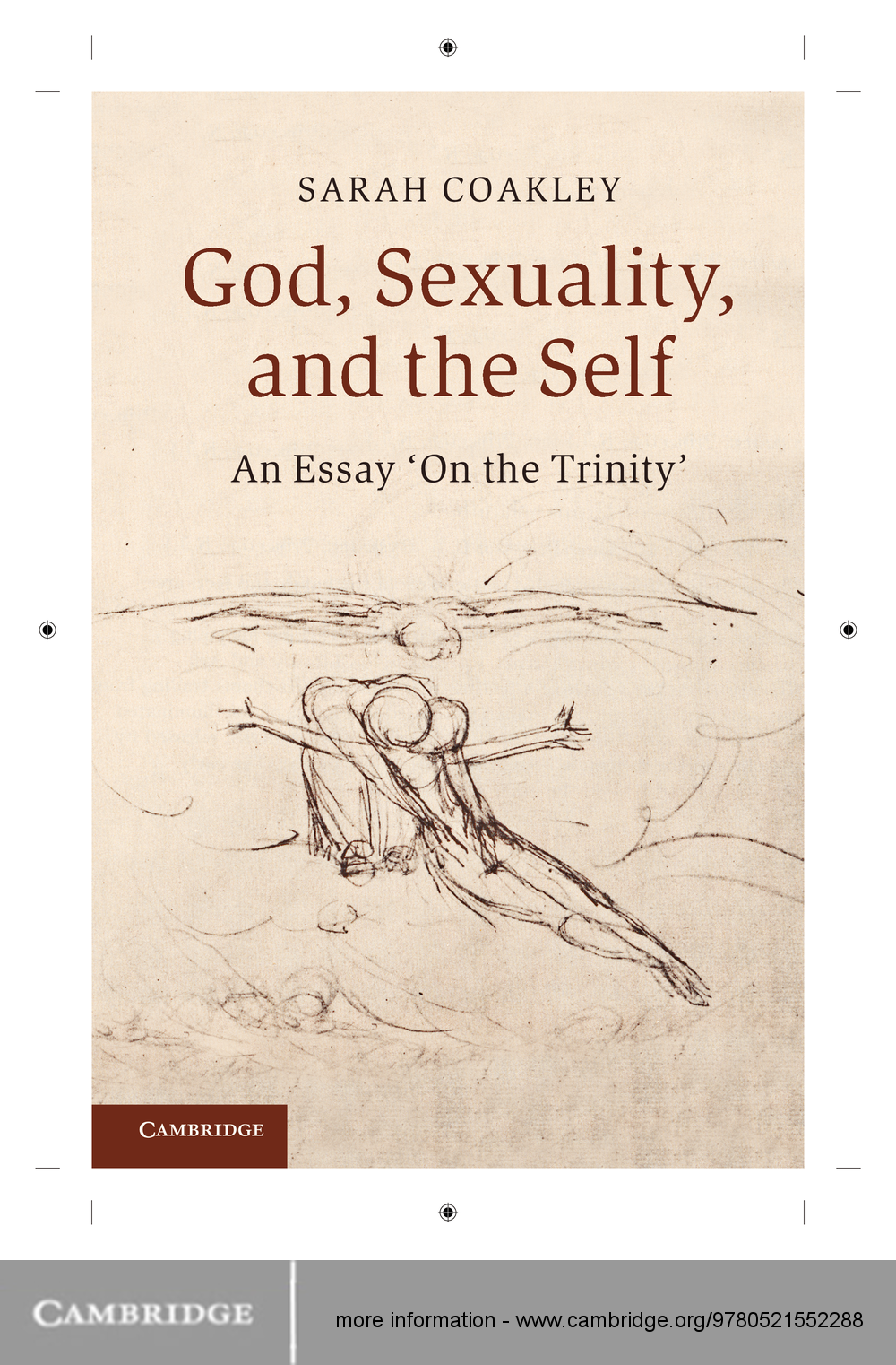 God,  Sexuality,  and the Self An Essay 'On the Trinity'