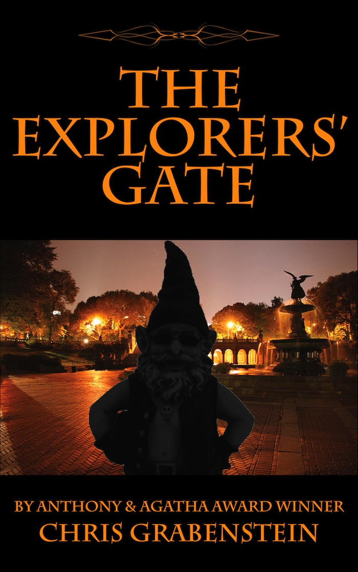 The Explorers Gate By: Chris Grabenstein