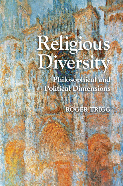 Religious Diversity Philosophical and Political Dimensions
