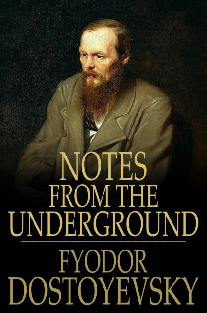 Cover Image: Notes From The Underground