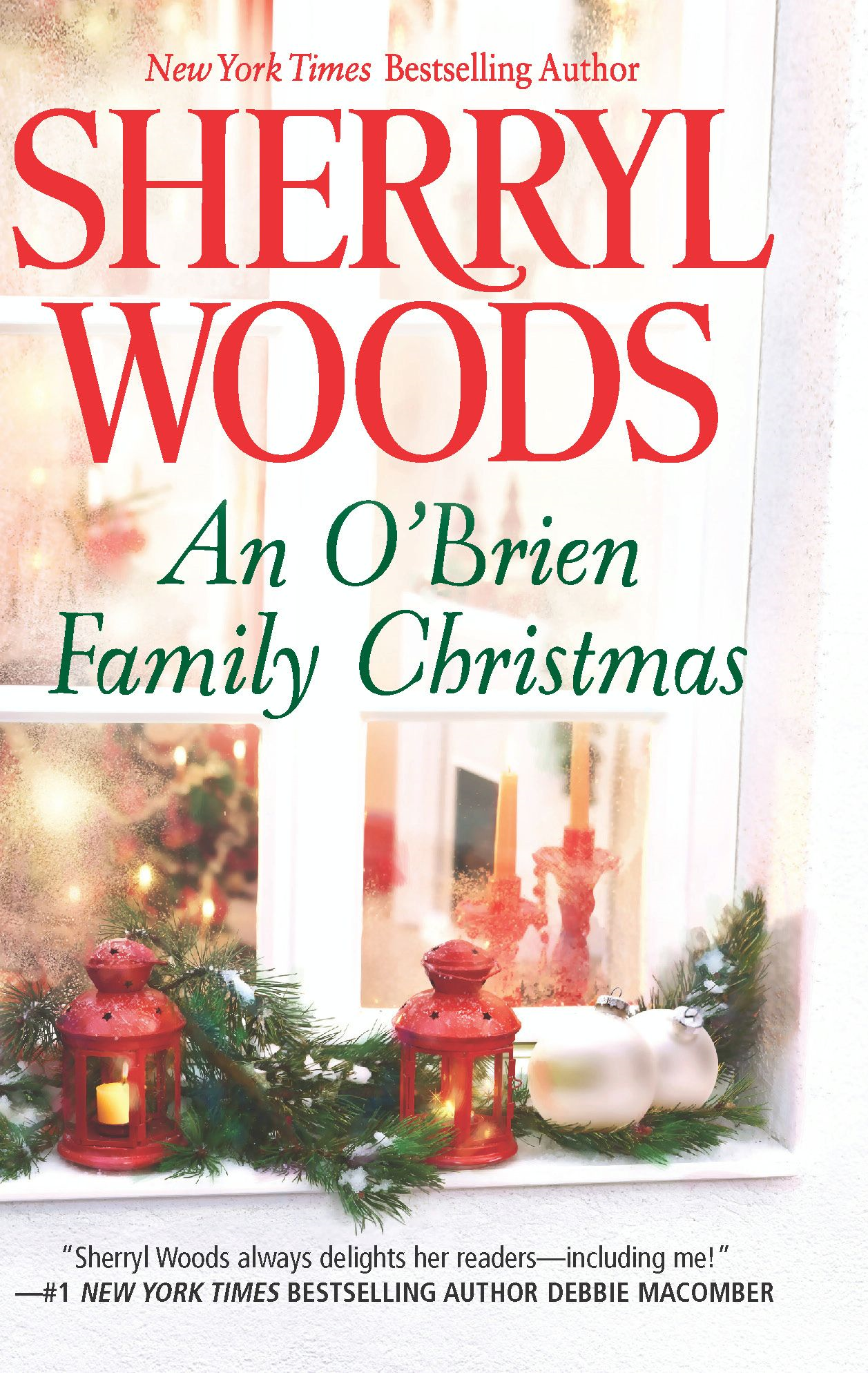 An O'Brien Family Christmas By: Sherryl Woods