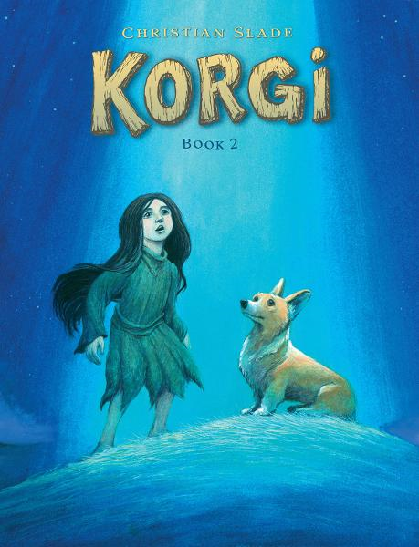Korgi Book 2: The Cosmic Collector