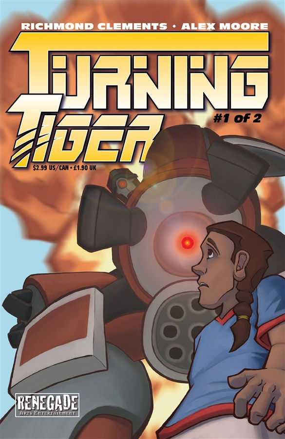 Turning Tiger, Vol. 1