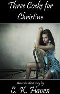 download Three Cocks for Christine book