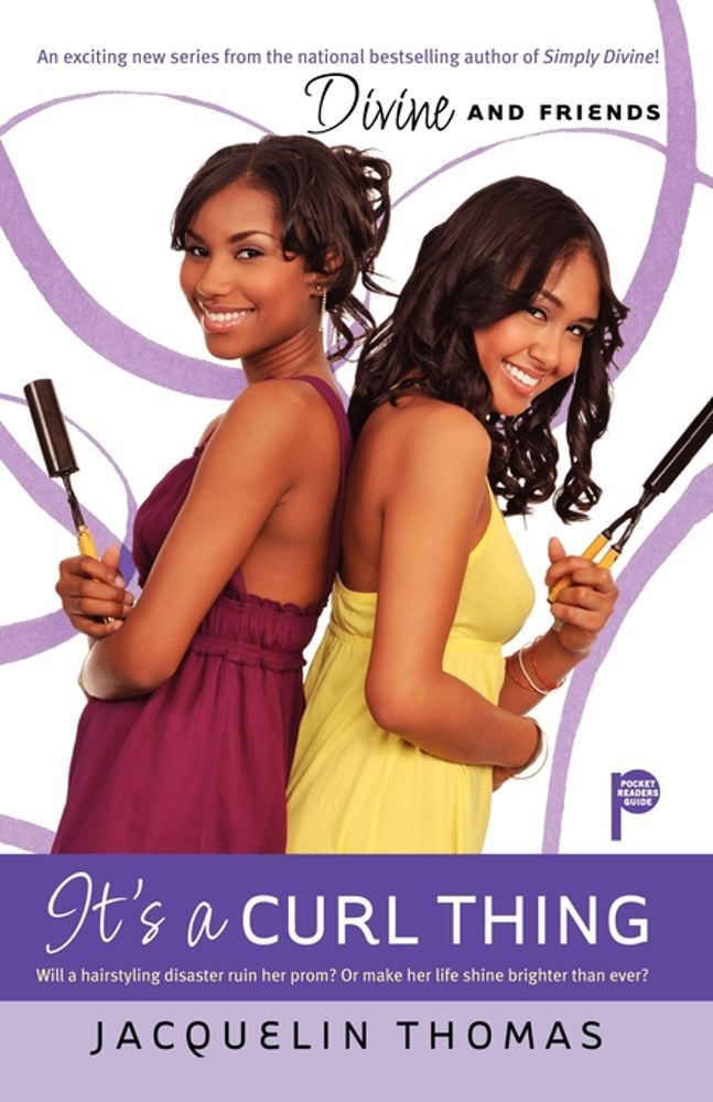 It's a Curl Thing By: Jacquelin Thomas