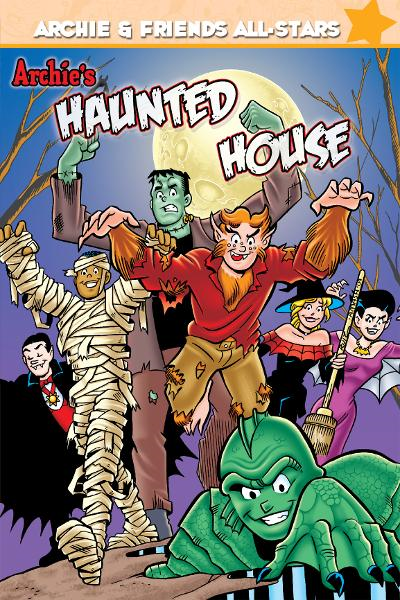 Archie's Haunted House By: Gladir, George
