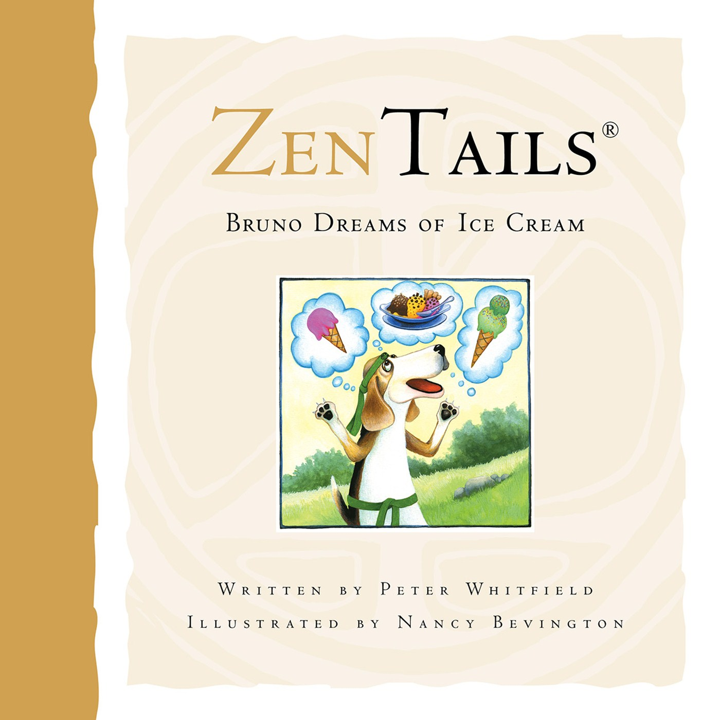 Zen Tails - Bruno Dreams of Ice Cream