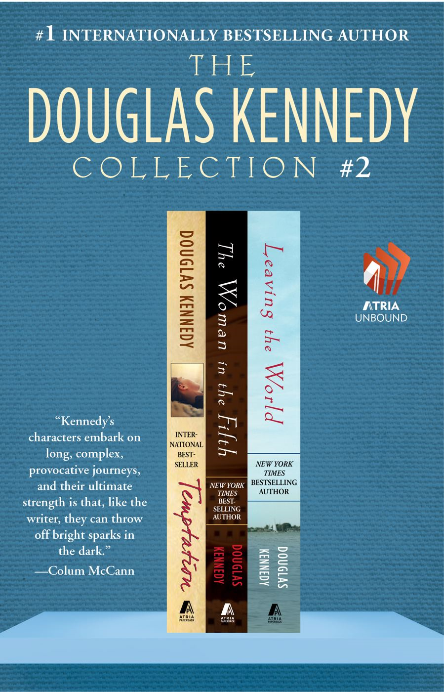 The Douglas Kennedy Collection #2
