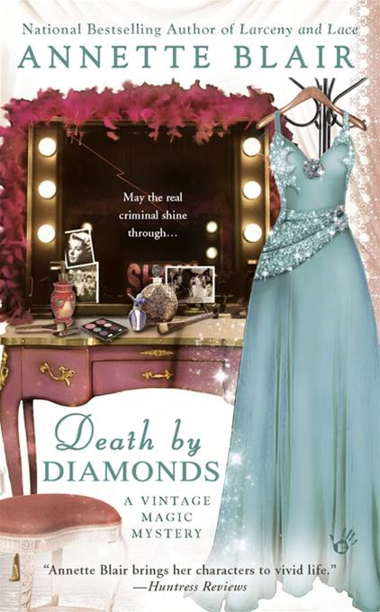 Death by Diamonds By: Annette Blair