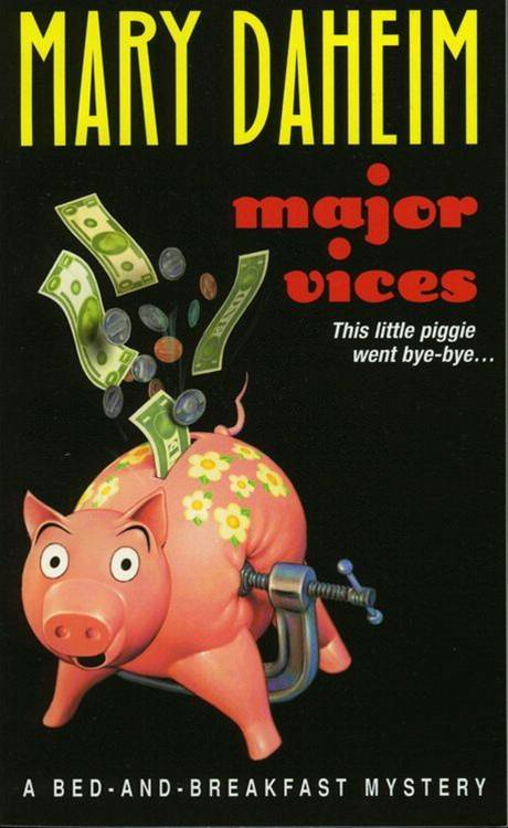 Major Vices By: Mary Daheim