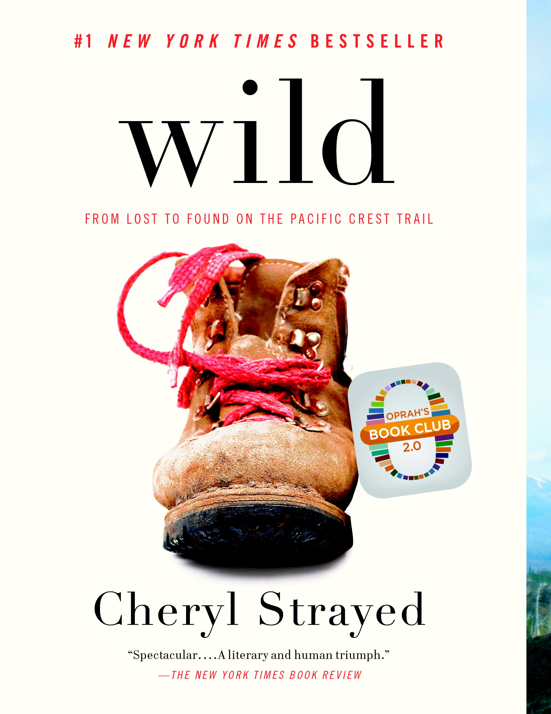 Wild By: Cheryl Strayed