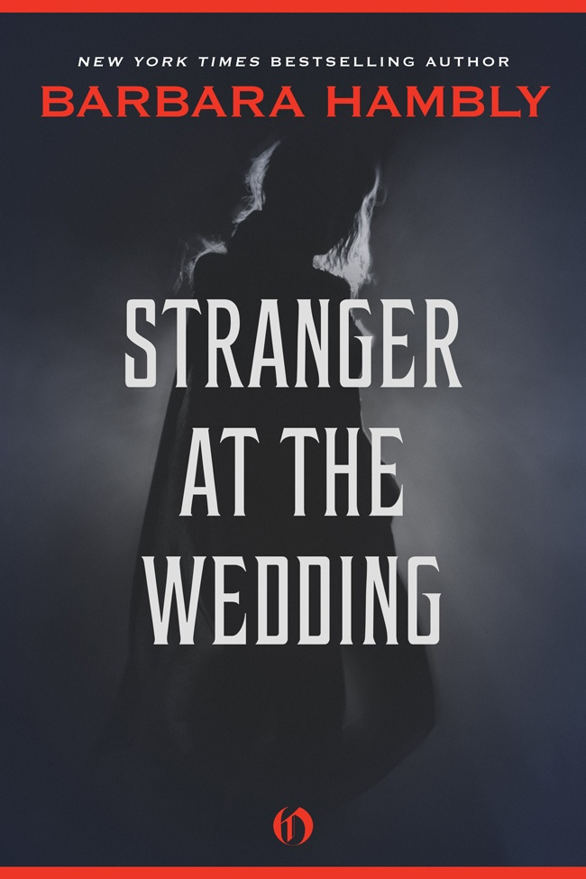 Stranger at the Wedding By: Barbara Hambly