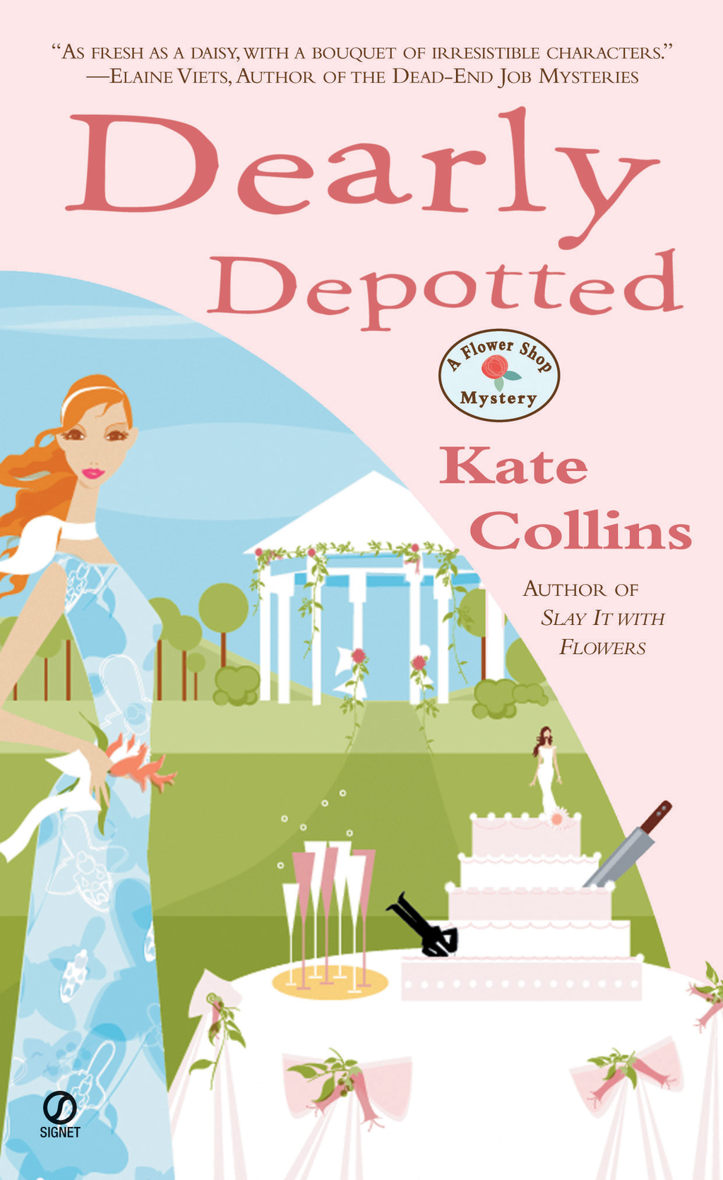 Dearly Depotted By: Kate Collins