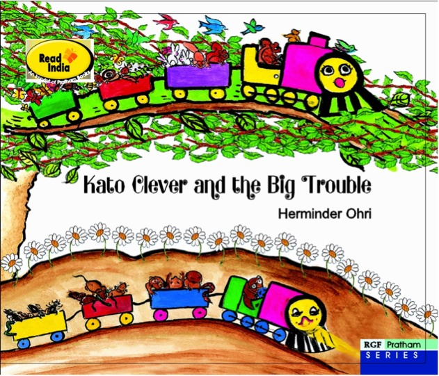 Kato Clever and the Big trouble
