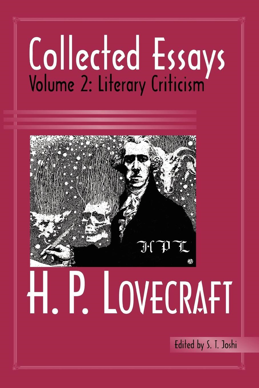 books of h  p  lovecraft  quot collected essays   science    collected essays   literary criticism  lovecraft    s