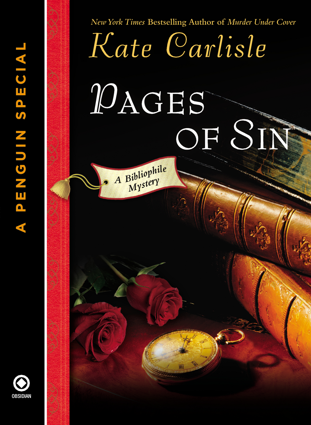 Pages of Sin By: Kate Carlisle