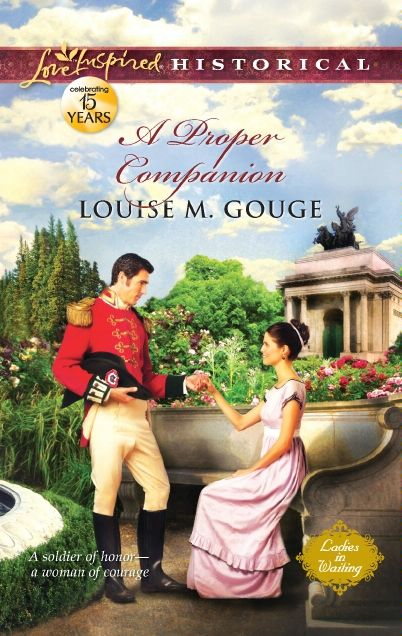 A Proper Companion By: Louise M. Gouge