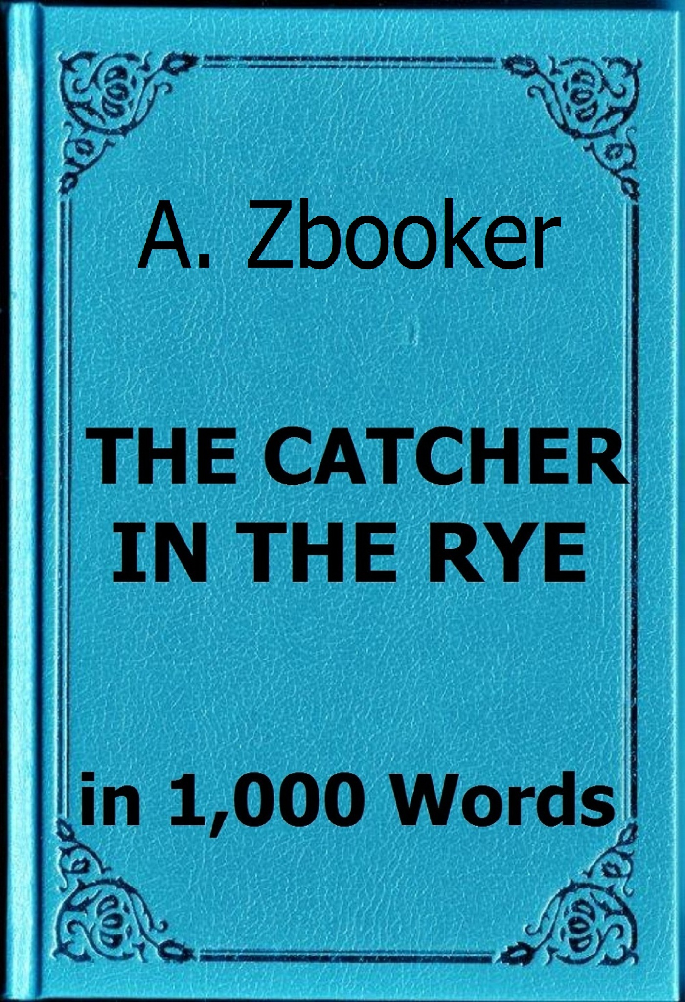 an overview of the first person narration in the novel the catcher in the rye by j d salinger Before his novel, jd salinger was of and the hero's first person after-the-fact narration indicates rev of the catcher in the rye, by jd salinger.
